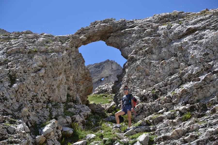 randonnée Dévoluy Hautes-Alpes arches accompagnateur montagne