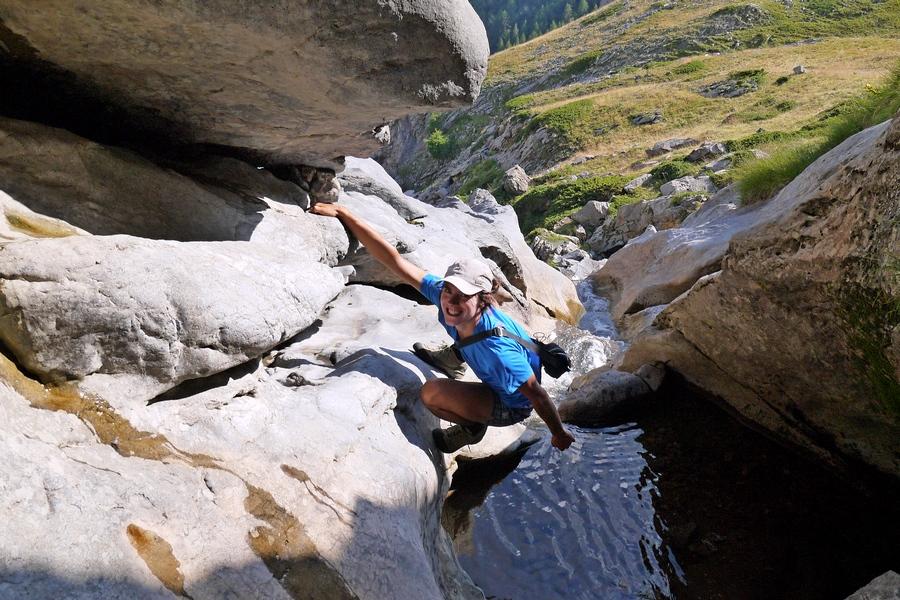randonnée Champsaur Ecrins accompagnateur résurgence Mal Cros nature montagne