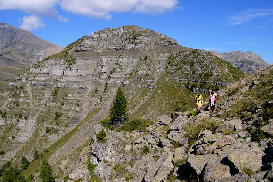 randonnée Champsaur Ecrins gès accompagnateur montagne nature