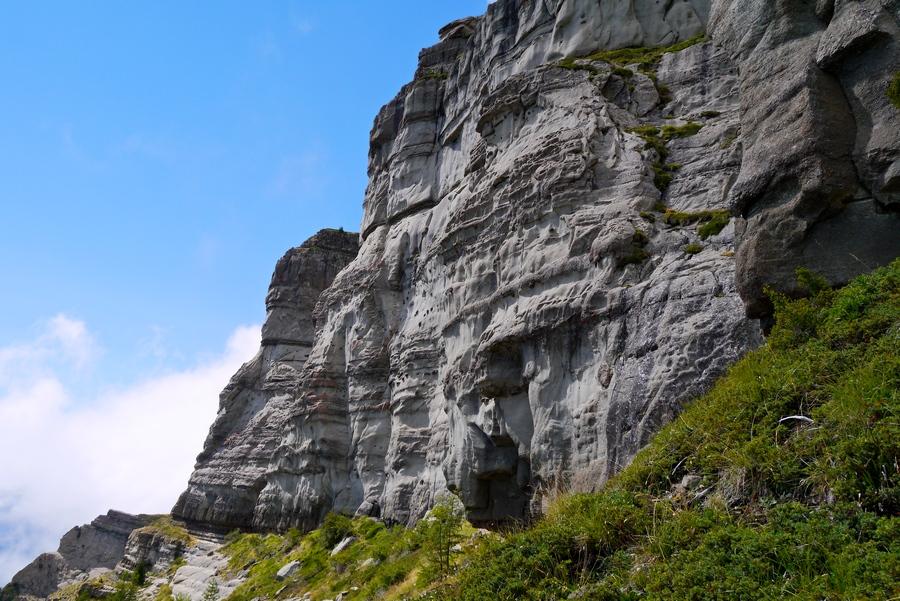randonnée géologique grès Champsaur Ecrins accompagnateur montagne nature