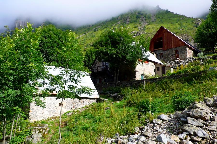 randonnée Valgaudemar Ecrins patrimoine Rif du Sap accompagnateur montagne nature