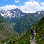 randonnée Valgaudemar Ecrins Gioberney accompgnateur Sirac montagne