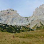 randonnée géologique Dévoluy accompgnateur en moyenne montagne Abéoux
