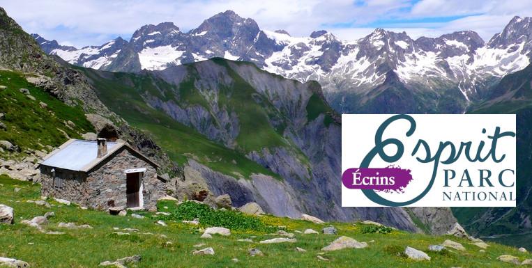 randonnée géologique esprit parc national Ecrins Valgaudemar