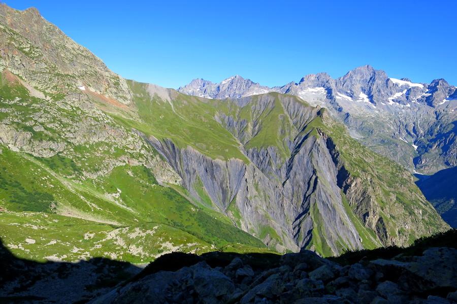 Séjour randonnée Parc national Écrin accompagnateur montagnes