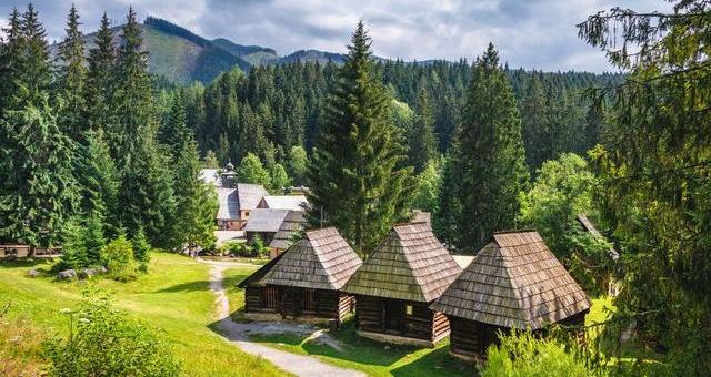 Voyage en Slovaquie, découverte des Carpates