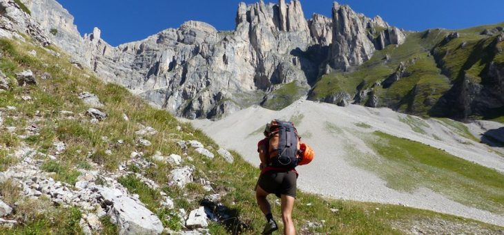 """Randonnée itinérante """"Le Tour du Dévoluy"""" – nouveauté été 2019"""