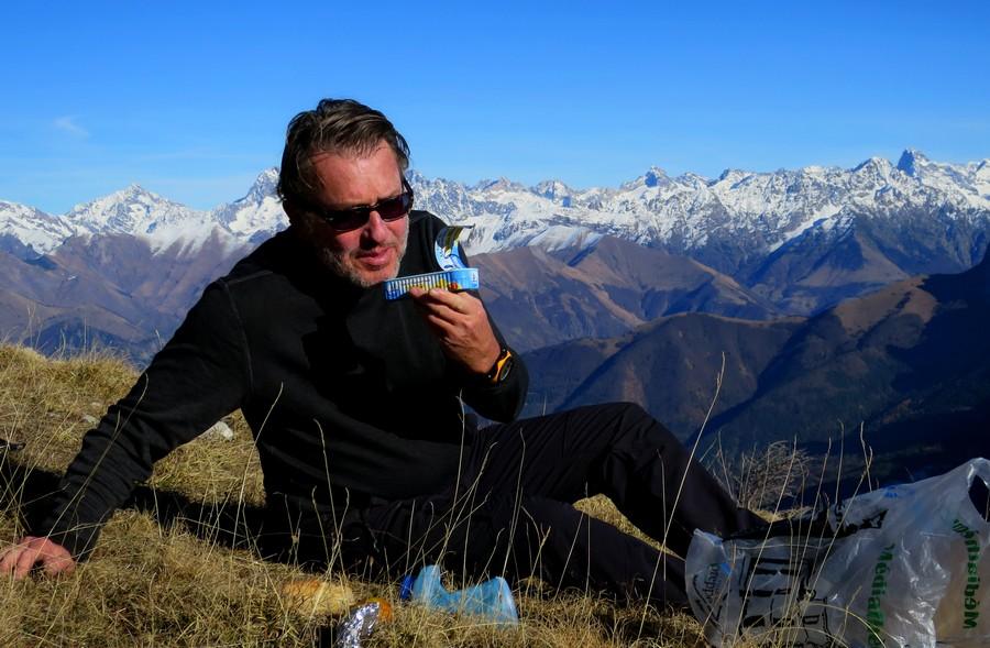 Pascal Sombardier Dévoluy randonnée du vertige