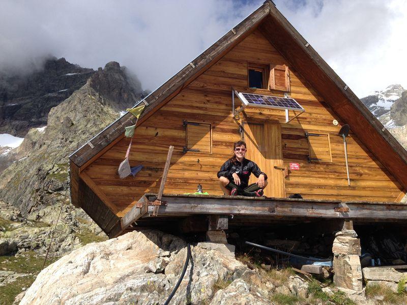 refuge chalances valgaudemar randonnée accompagnateur montagne nature