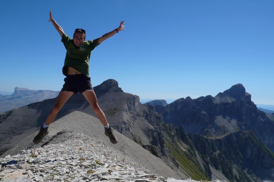 Dévoluy randonnée découverte vacances montagne nature