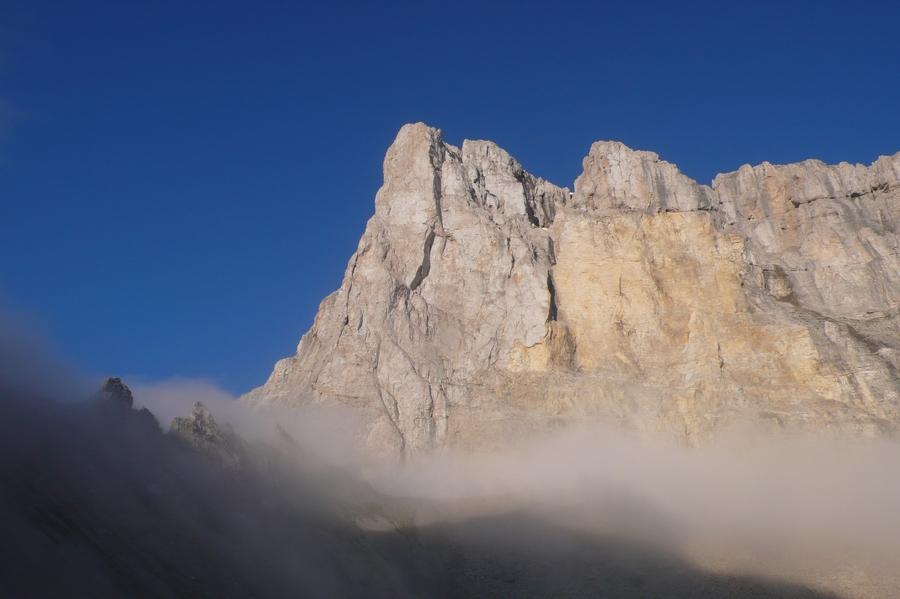 randonnée Dévoluy pas de Follet Pic de Bure montagne