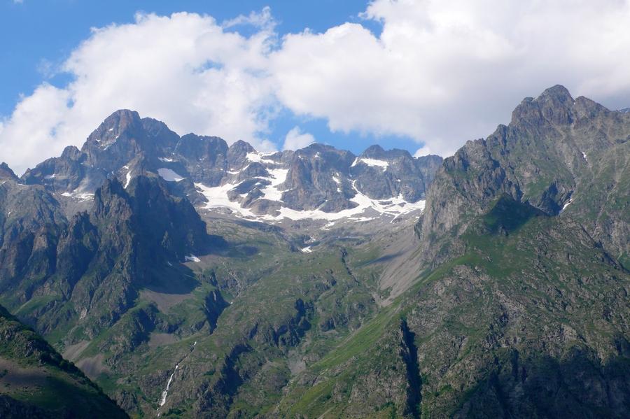 randonnée Valgaudemar Ecrins accompagnateur montagne nature refuge d'Olan