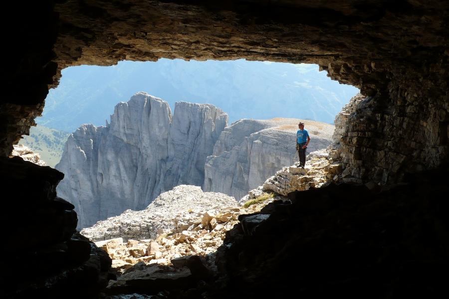 randonnée vertige Dévoluy chorum accompagnateur montagne nature