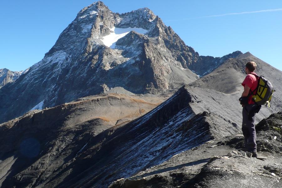 Sirac Valgaudema randonnée géologique Ecrins accompagnateur Vallonpierre géorandonnée