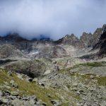 randonnée géologique Parc National ECrins accompagnateur
