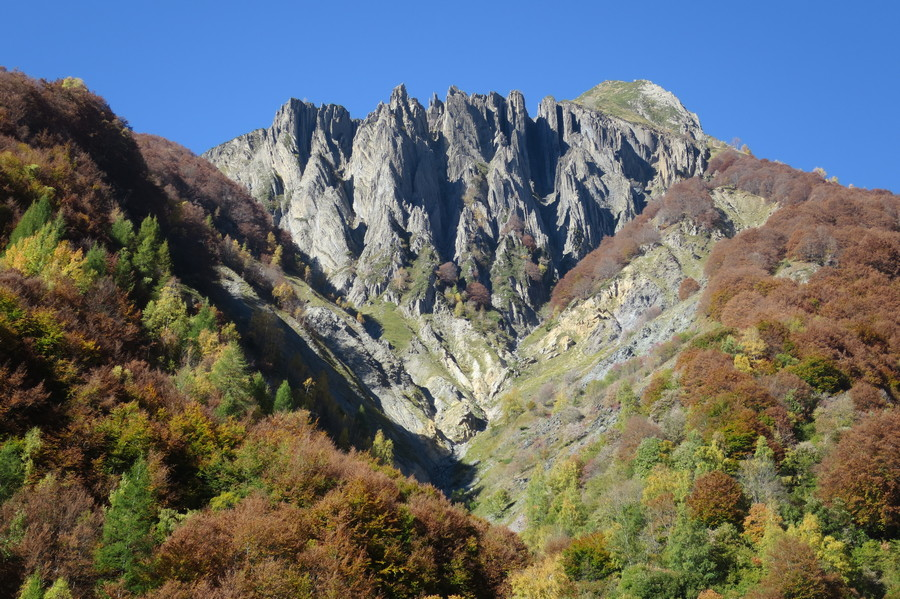 séjour randonnée géologie refuge Valgaudemar
