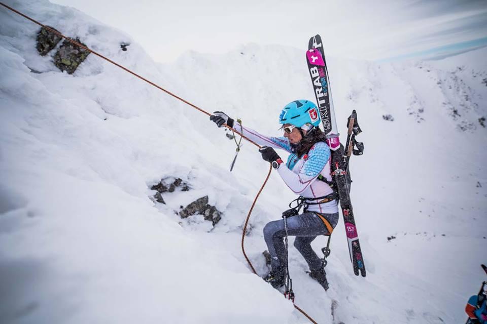 Marianna Jagercikova ski-alpinisme