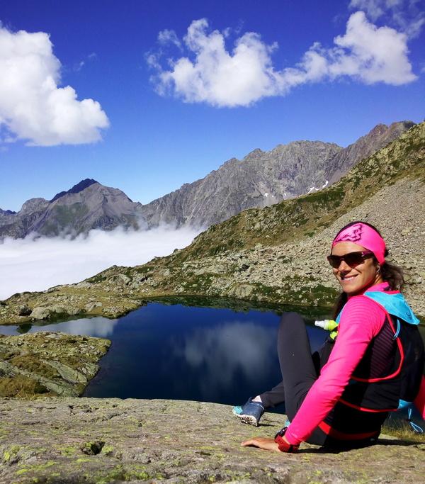 lac Lautier randonnée Valgaudemar Hautes-Alpes Ecrins Gioberney