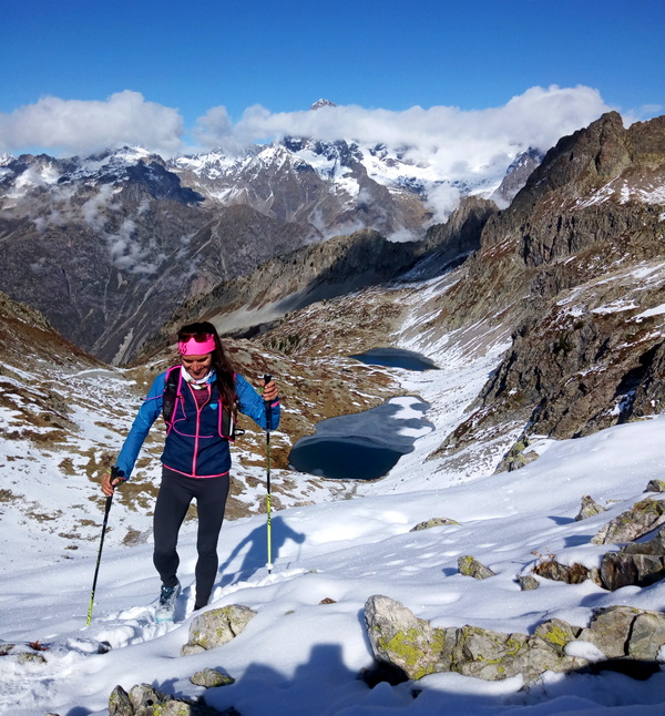 lacs randonnée montagne Valgaudemar Ecrins HAutes-Alpes